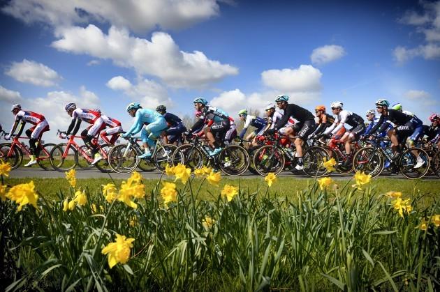 Cycling - Driedaagse De Panne - Koksijde - Stage Two - Zottegem to Koksijde