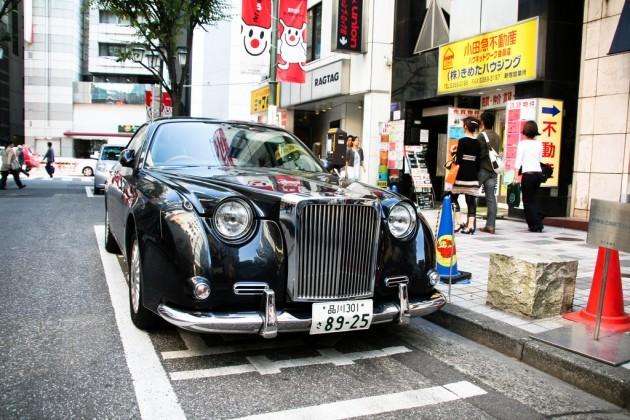 Japanese Rolls Royce