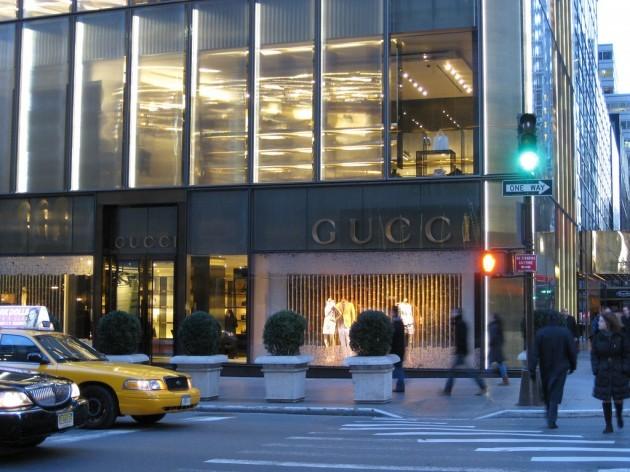 Gucci, New York City (Trump Tower)