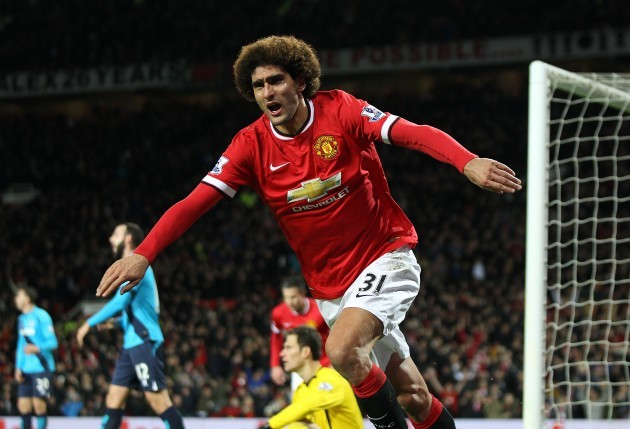 Soccer - Barclays Premier League - Manchester United v Stoke City - Old Trafford