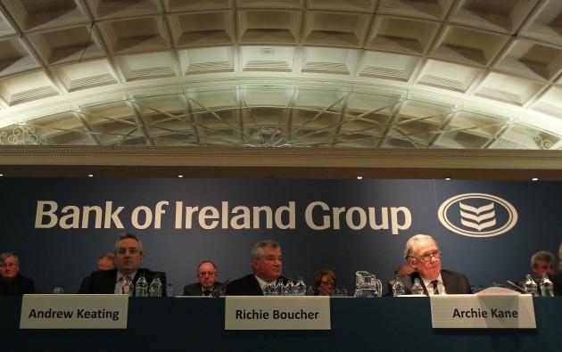 Bank of Ireland AGM