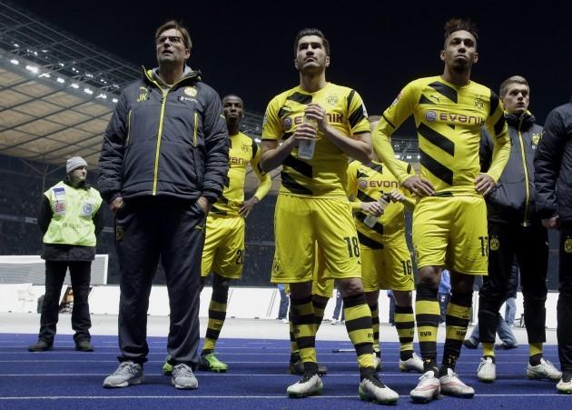 Germany Bundesliga Soccer