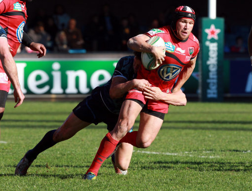 Rugby Union - Heineken Cup - Pool 6 - Cardiff Blues v Toulon - Cardiff Arms Park