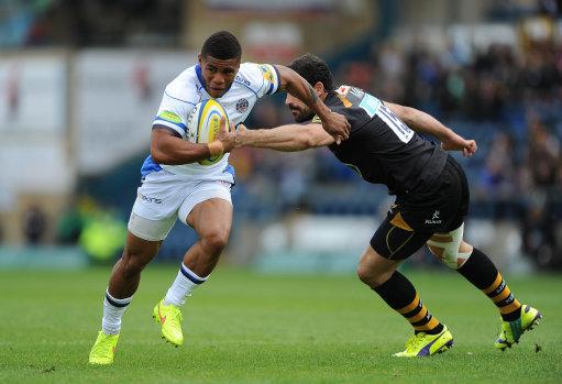 Rugby Union - Aviva Premiership - Wasps v Bath Rugby - Adams Park