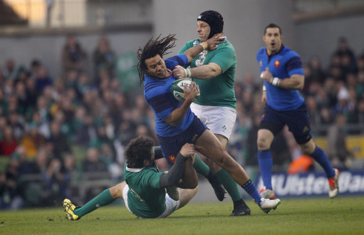Ireland Rugby France