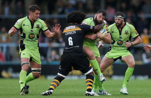 Rugby Union - Aviva Premiership - London Wasps v Northampton Rugby - Adams Park