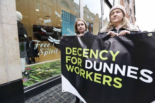 Anti Apartheid dunnes workers