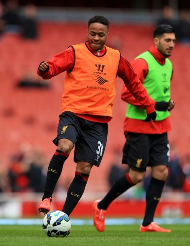 Soccer - Barclays Premier League - Arsenal v Liverpool - Emirates Stadium