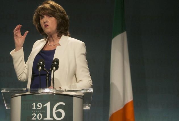 Launch of the Ireland 2016 Commemorati