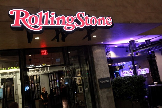 The Rolling Stone American Music Awards After Party