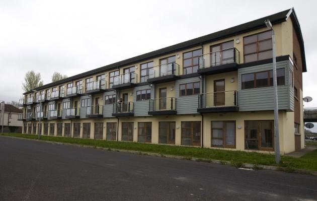 Ghost Housing Estates