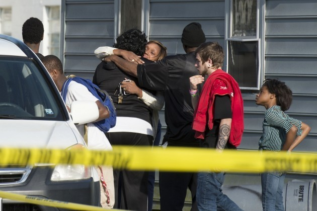 Eight Dead In Home