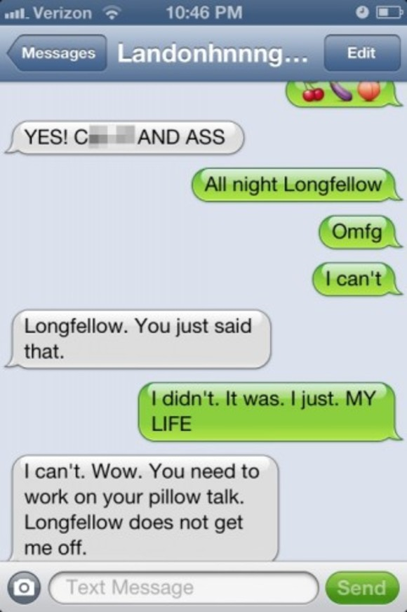 13 of the best ever sexting responses · The Daily Edge