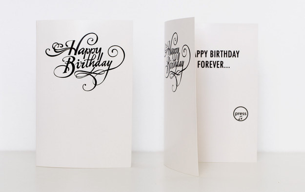 This Obnoxious Birthday Card Will Play Music For Hours Until You Destroy It