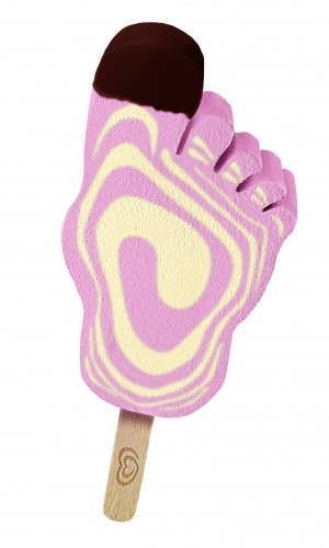 Freaky foot Product image