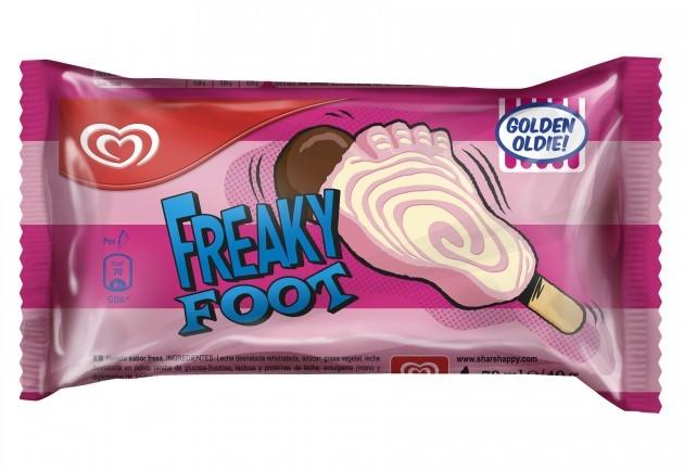RGB 3600px X 2480px FreakyFoot wrapper 3D