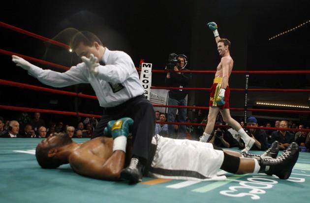 Boxing Lee Daniels