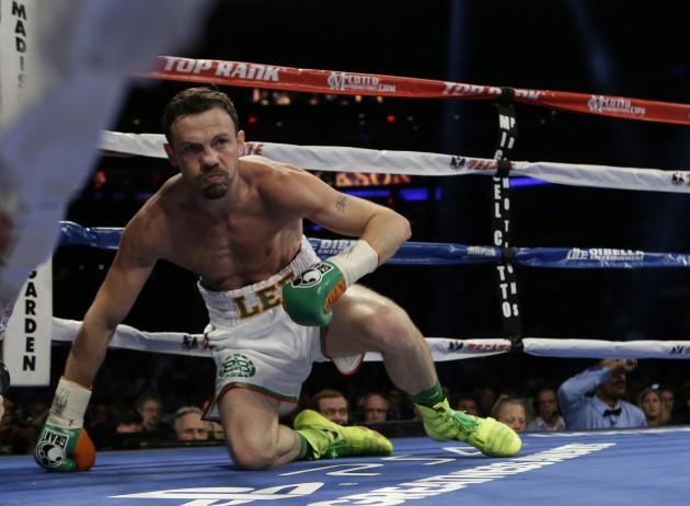 Jackson Lee Boxing