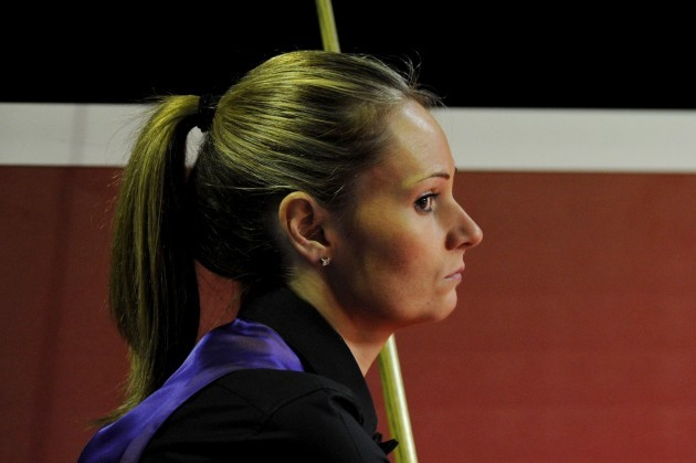 Snooker - World Championship Qualifying - Day Two - Ponds Forge