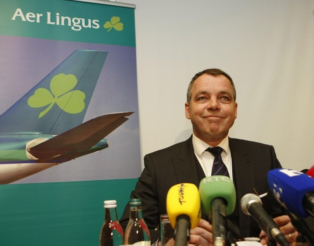Aer Lingus operating loss