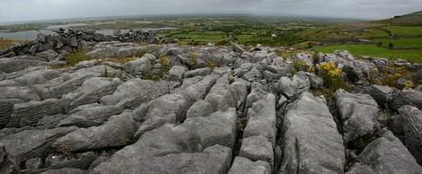 Burren view photomerge