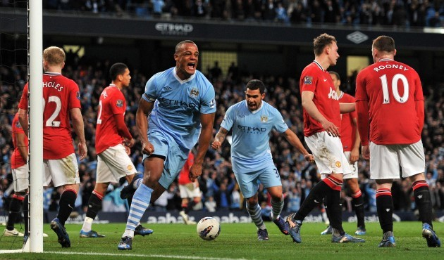 Soccer - Manchester United v Manchester City File Photo