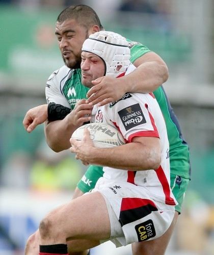 Rodney Ah You and Rory Best