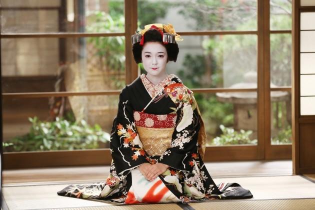 Lady Maiko 1
