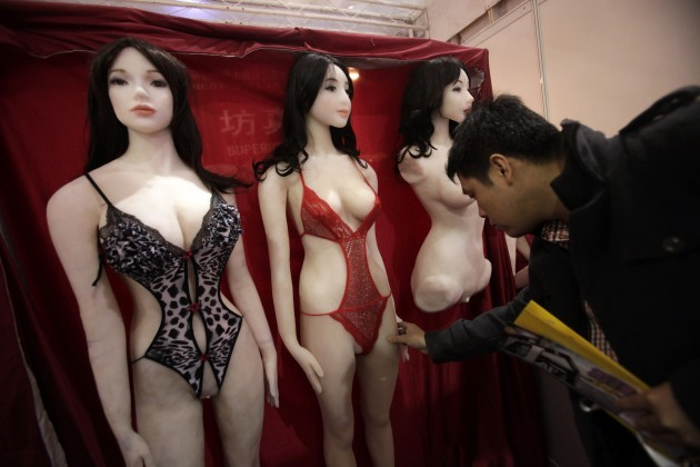 71f14ae90bb Chinese men are spending thousands on high-quality sex dolls with removable  genitals