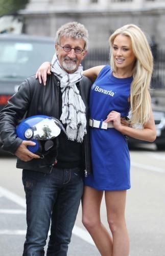 Irish Formula 1 legend Edd