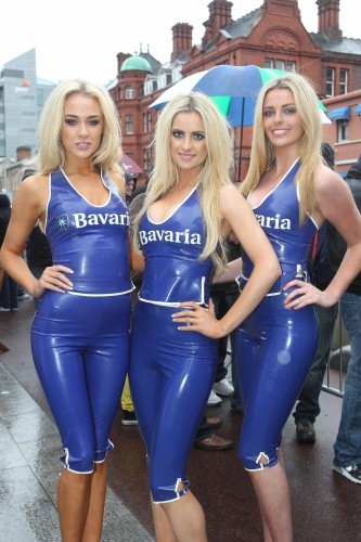 Bavaria City Racing Dublin.