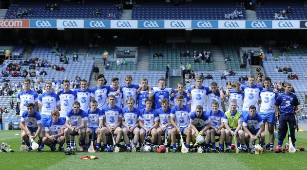 The Waterford team