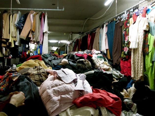 South Korean Thrift Store