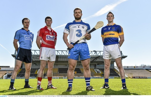 Allianz Hurling League Media Day - Tuesday 14th April 2015