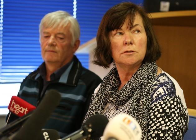 Karen Buckley missing