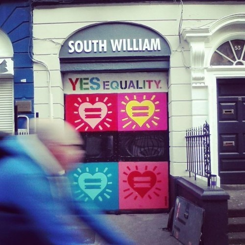 Walls of Equality. Location; South William ...