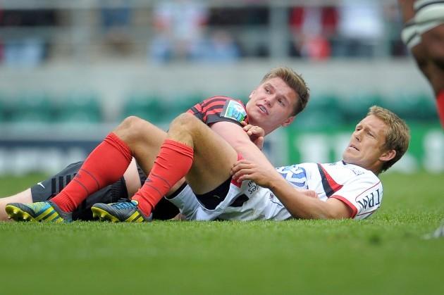 Rugby Union - Heineken Cup - Semi-Final - Saracens v Toulon - Twickenham Stadium