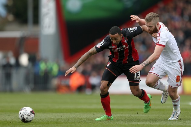 Soccer - Sky Bet Championship - AFC Bournemouth v Middlesbrough - Dean Court