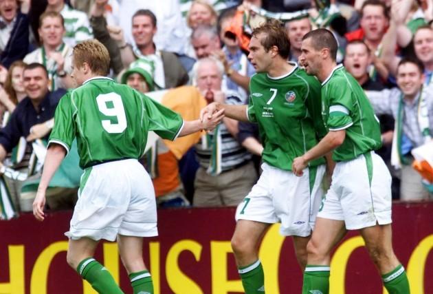 Republic of Ireland v Holland