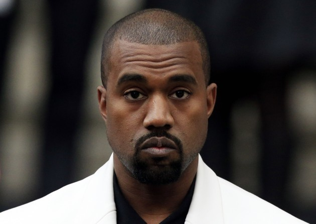 Kanye West tops Glastonbury Bill
