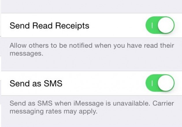 How to stop people from knowing you've read a message