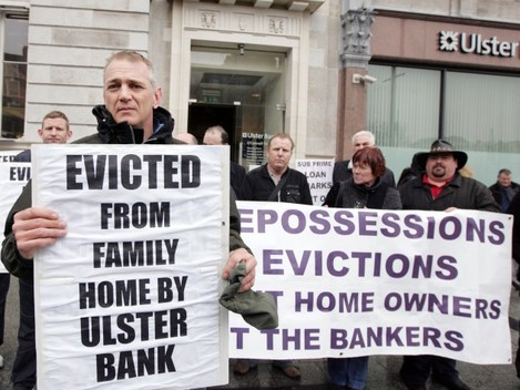 Defend Our Homes Protests