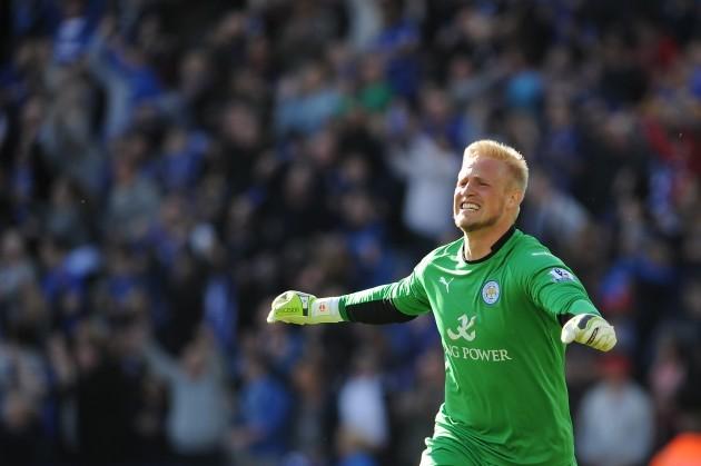 Soccer - Barclays Premier League - Leicester City v Swansea City - King Power Stadium