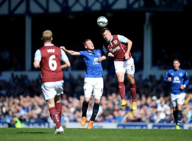 Soccer - Barclays Premier League - Everton v Burnley - Goodison Park