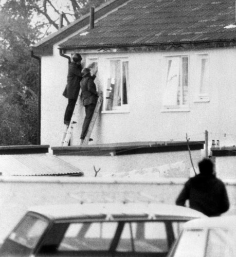 Crime & Punishment - Kidnapping - Tiede Herrama - Monasterevin - 1975