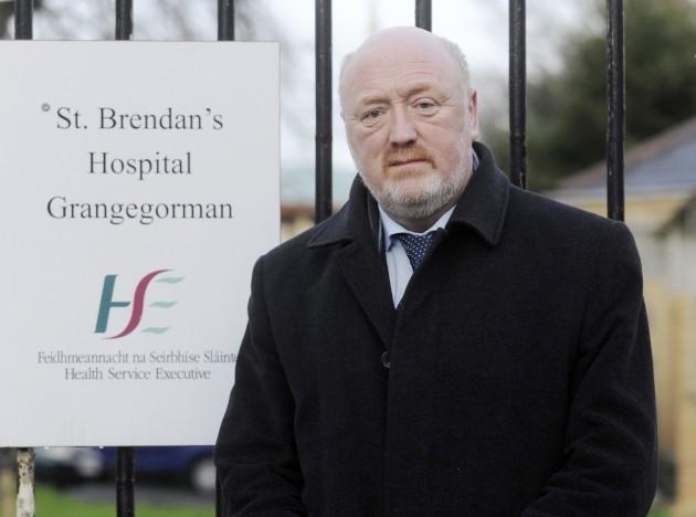 Crisis at St Brendan's Hospital
