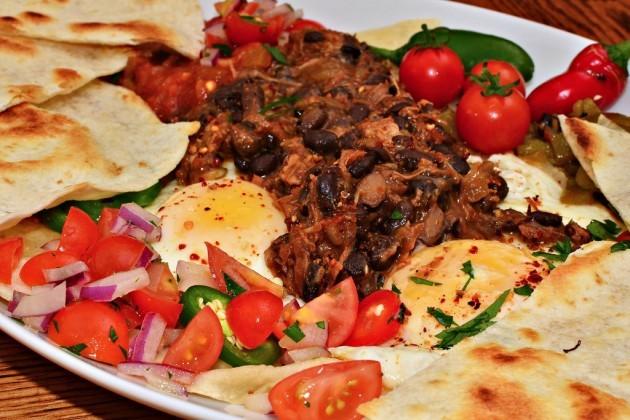 Mmm... Huevos Rancheros