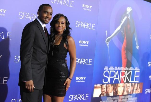 'Sparkle' Premiere - Los Angeles
