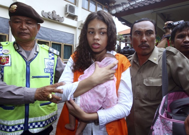 Indonesia US Woman Dead