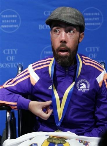 Boston Marathon Last Finisher